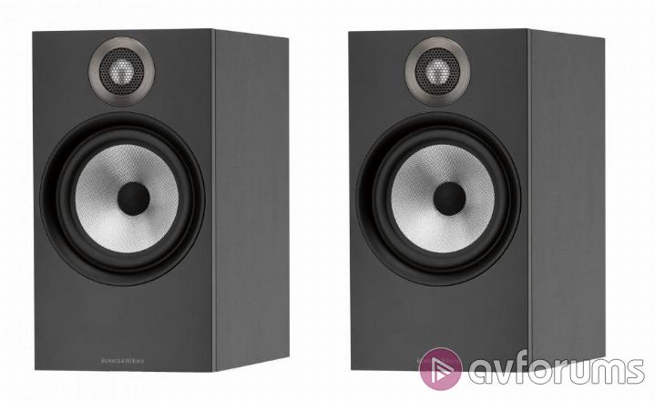 Bowers & Wilkins 600 Series 5.1 System Bowers & Wilkins 606 Standmount Speaker