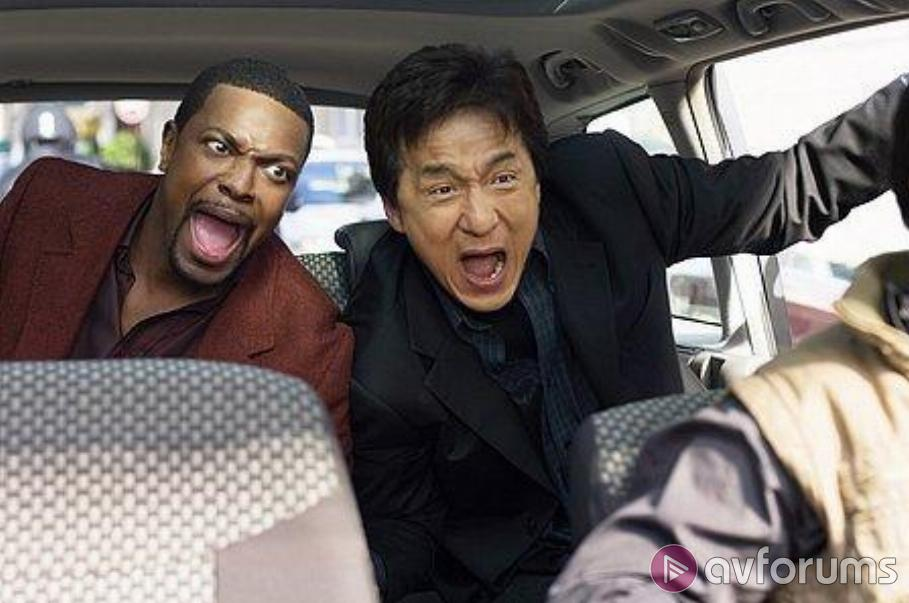 Rush Hour 3 Blu-ray Review