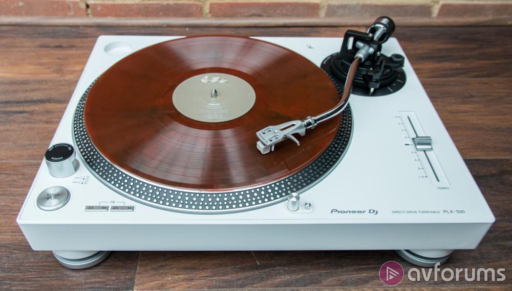 Pioneer Plx 500 Turntable Review Avforums