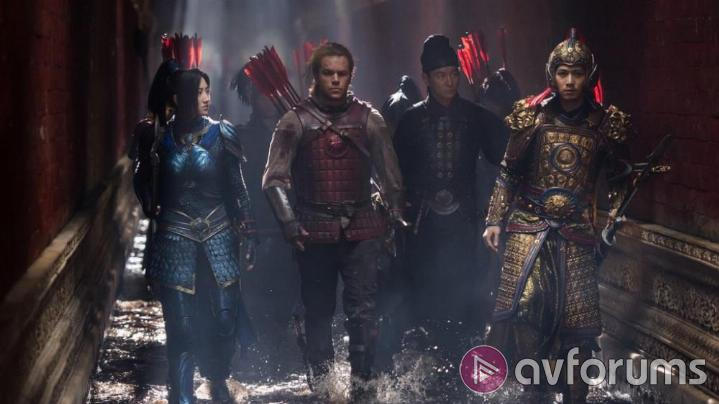 The Great Wall Ultra HD Blu-ray Verdict