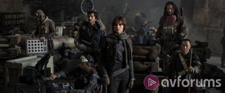 Rogue One: A Star Wars Story Extras