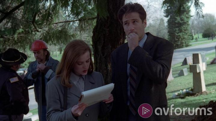 The X-Files X-Files - Complete Series Blu-ray Picture