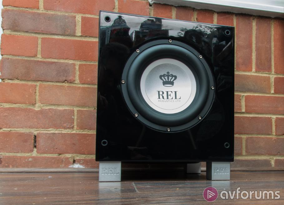 REL T/7i Subwoofer and Arrow Wireless Module Review