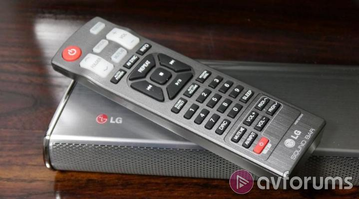 LG NB4540 Soundbar Review | AVForums