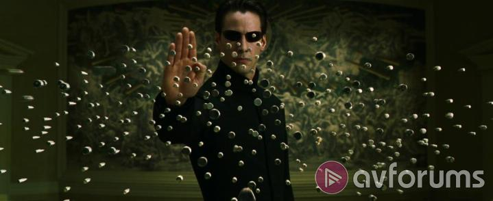The Matrix Reloaded The Matrix Reloaded 4K Picture