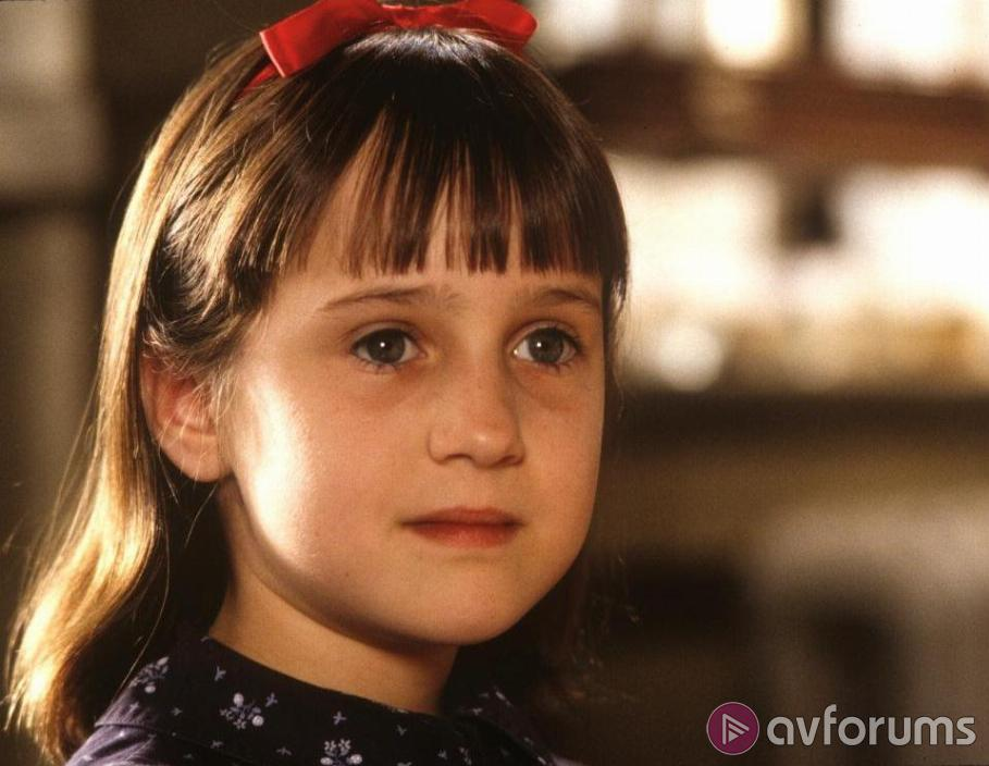 Matilda Blu-ray Review