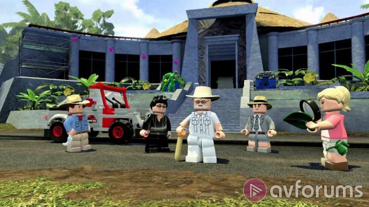 Lego Jurassic World PS4 Review | AVForums