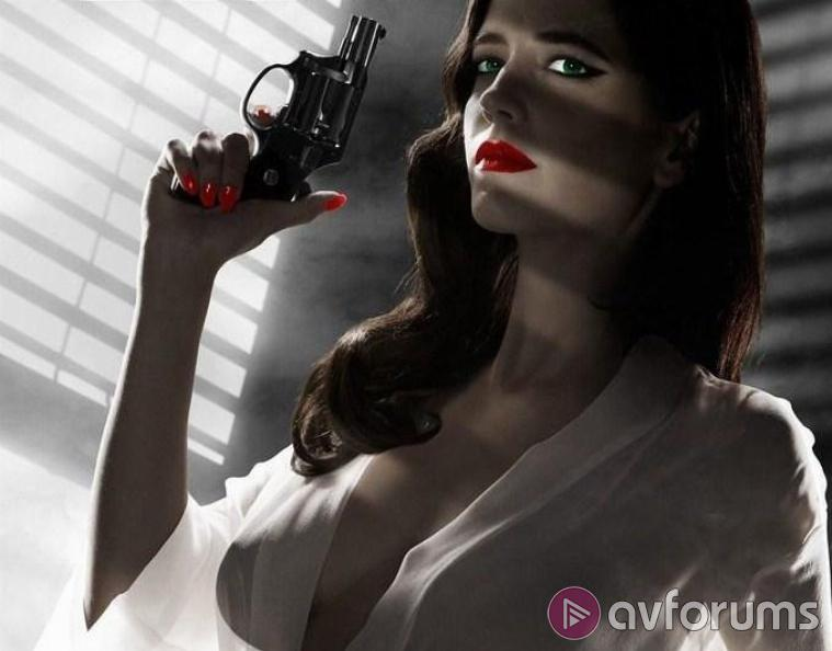 Sin City 2: A Dame to Kill For Blu-ray Picture Quality