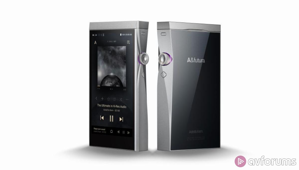 Astell&Kern launches the SE180 portable player
