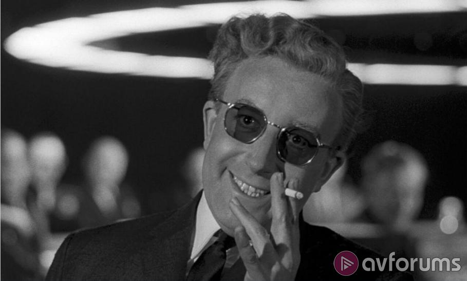 Dr. Strangelove Criterion Blu-ray Review