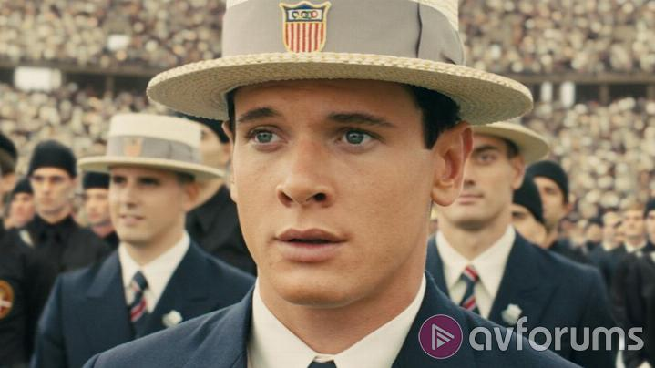 Unbroken Blu-ray Picture Quality