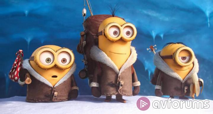 Minions Ultra HD Blu-ray Verdict