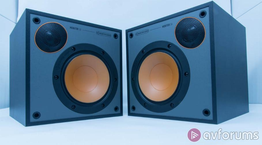 Monitor Audio Monitor 50 Review