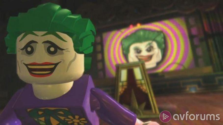 LEGO Batman 2: DC Super Heroes PS3 Review