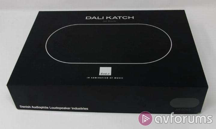 DALI Katch Portable Bluetooth Speaker Review | AVForums
