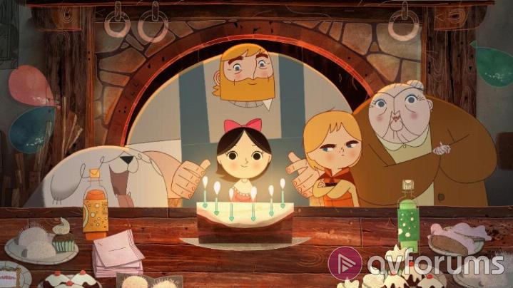 Song of the Sea Picture Quality
