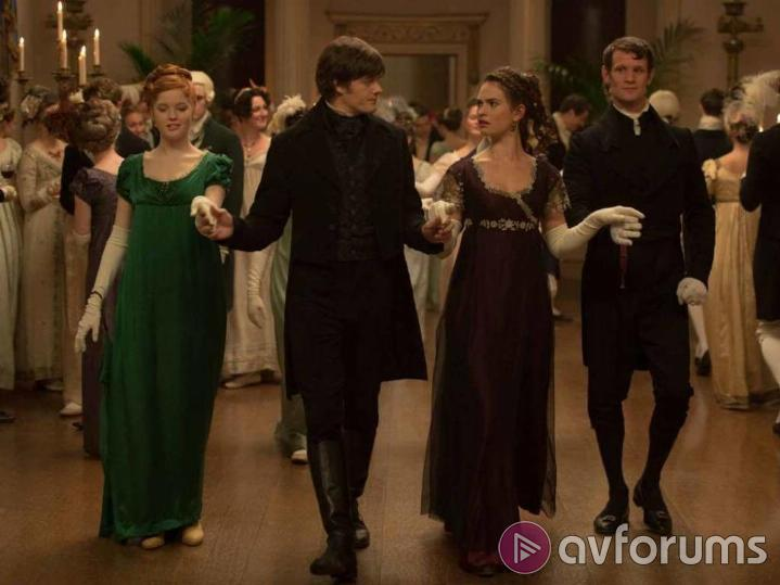 Pride and Prejudice and Zombies Picture Quality
