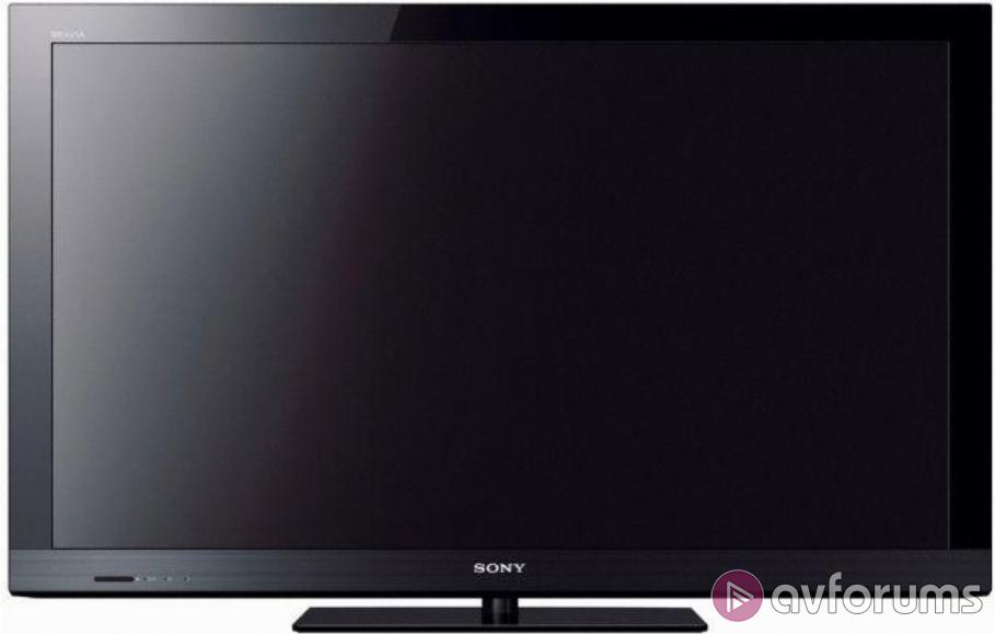 Sony CX523 (KDL-40CX523) LCD TV Review