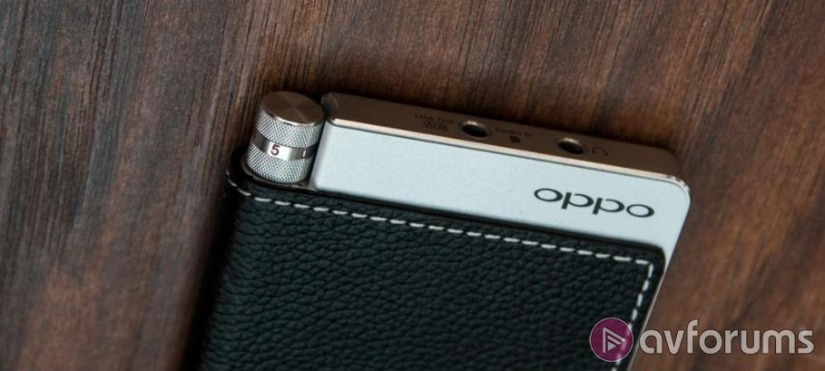 Oppo HA-2 Headphone DAC Review
