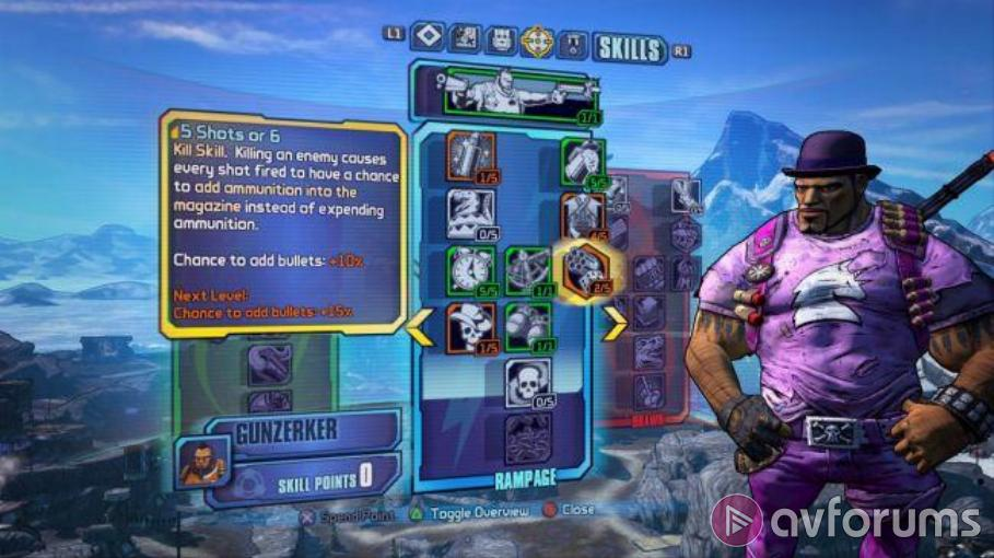 Borderlands 2 Xbox 360 Review