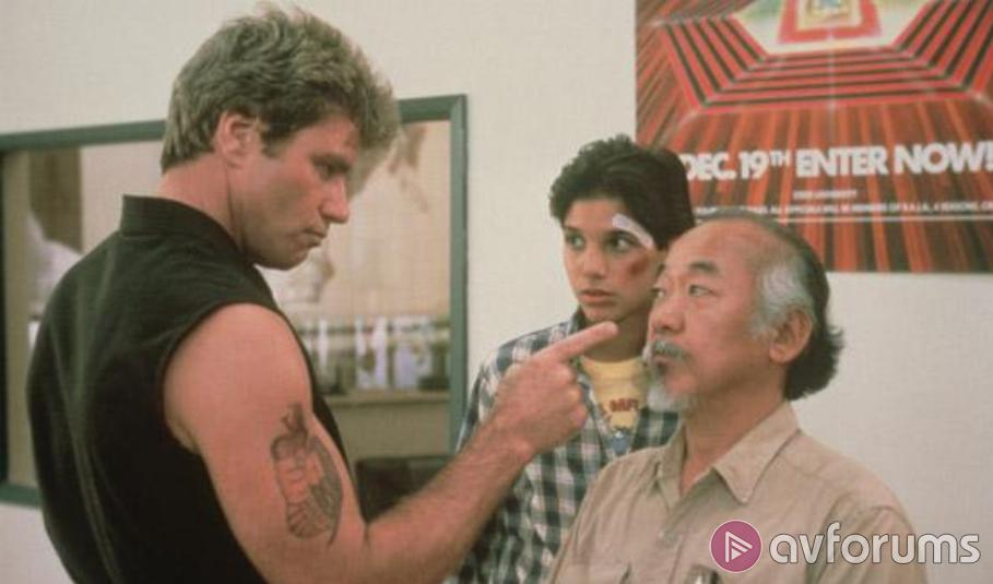 The Karate Kid Blu-ray Review