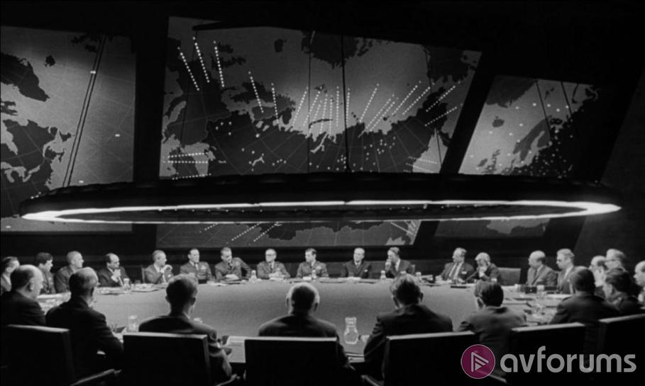 Dr. Strangelove Or: How I Learned To Stop Worrying And Love The Bomb Blu-ray Review