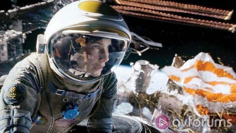 Gravity Gravity 3D Blu-ray Picture Quality