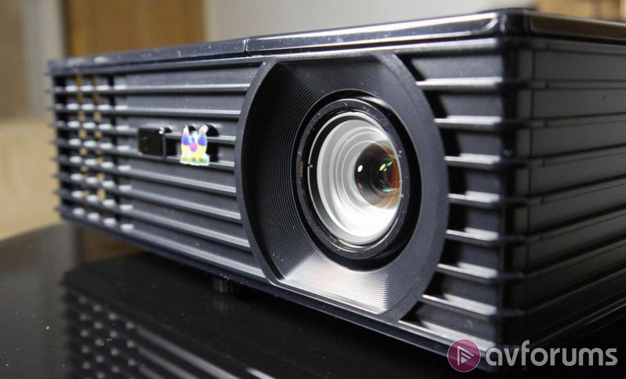 ViewSonic PJD7820HD Projector Review
