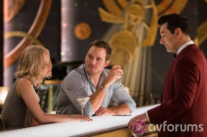 Passengers Picture Quality