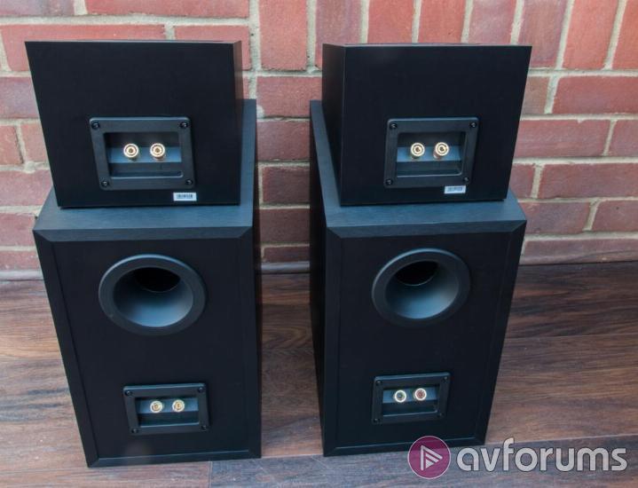 Kef Q Series Dolby Atmos Surround Sound Speaker System