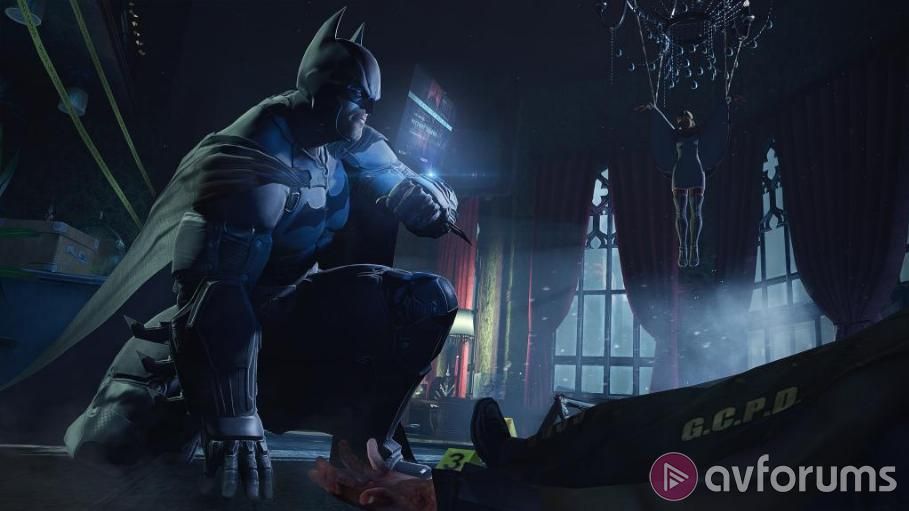 Batman: Arkham Origins PC Review