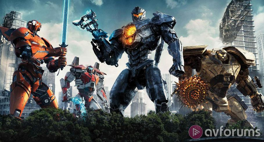 Pacific Rim: Uprising 4K Blu-ray Review