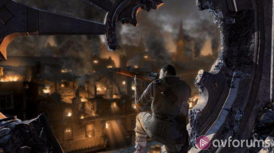 Sniper Elite V2 PS3 Review