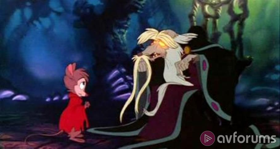 The Secret of NIMH Blu-ray Review