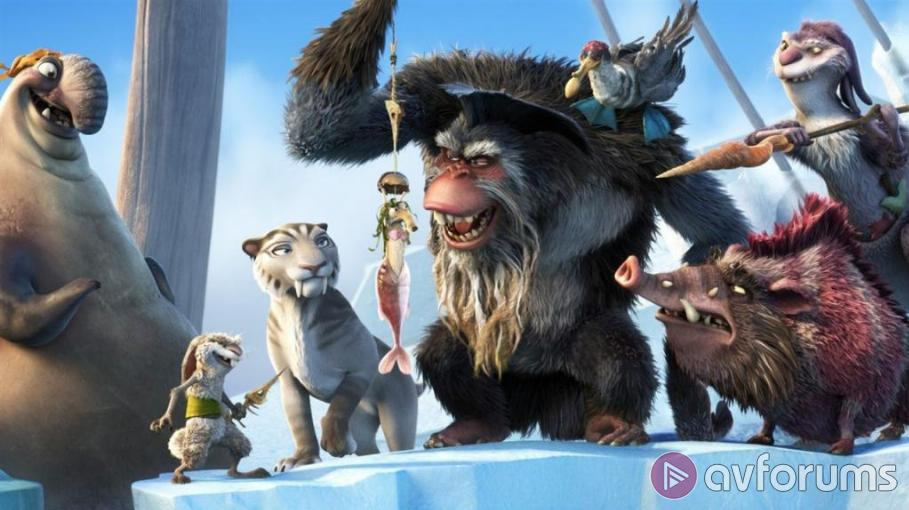 Ice Age: Continental Drift 3D Review