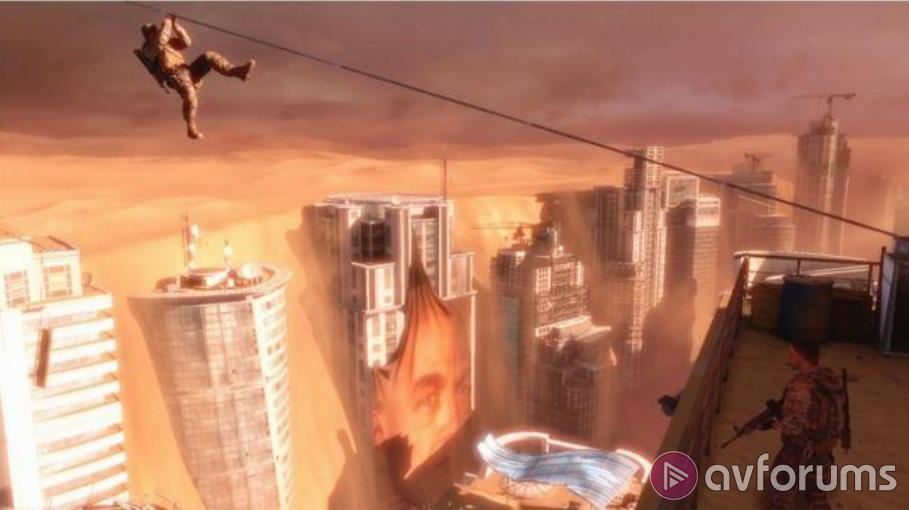 Spec Ops: The Line Xbox 360 Review