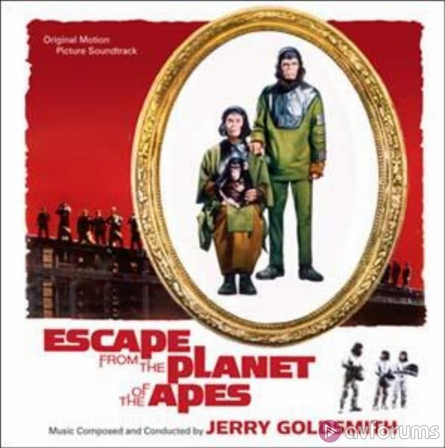 Escape from the Planet of the Apes - Original Motion Picture Soundtrack Soundtrack Review