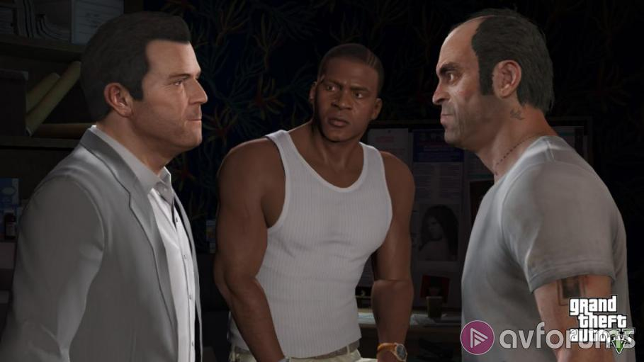 Grand Theft Auto V Single Player Xbox 360 Review