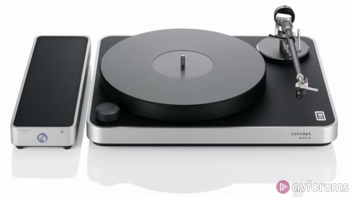 Clearaudio Concept turntable re-launched as Active edition