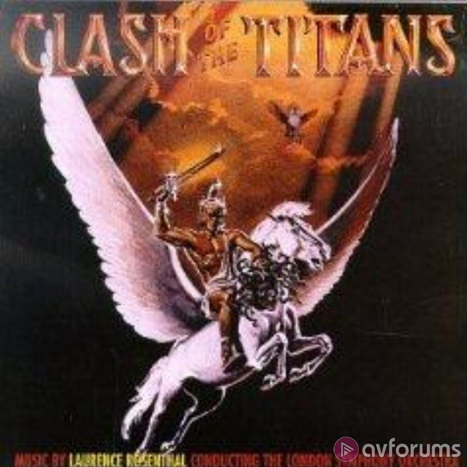 Clash Of The Titans - Original Motion Picture Soundtrack Soundtrack Review