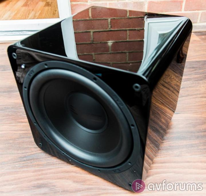 SVS Prime What about the subwoofer?