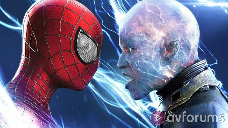 The Amazing Spider-Man 2 What is The Amazing Spider-Man 2 Blu-ray Picture Quality