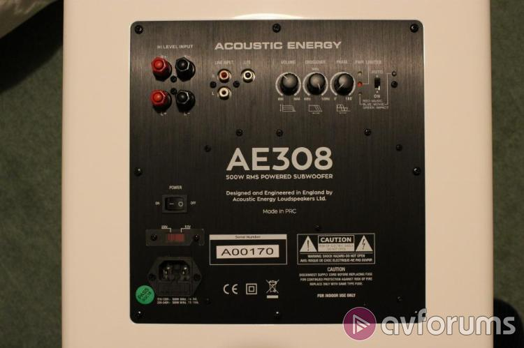 Acoustic Energy AE300 5.1 Speaker Package