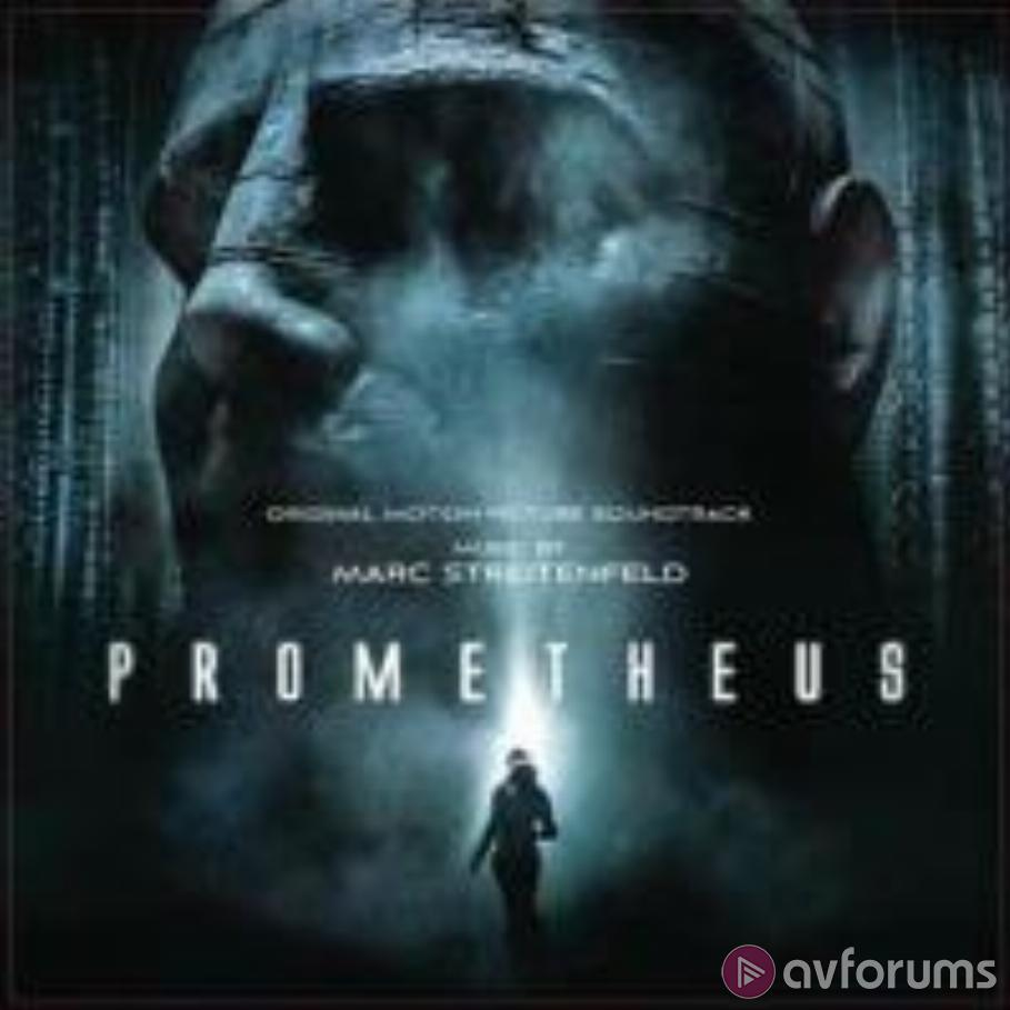 Prometheus - Original Motion Picture Soundtrack Soundtrack Review