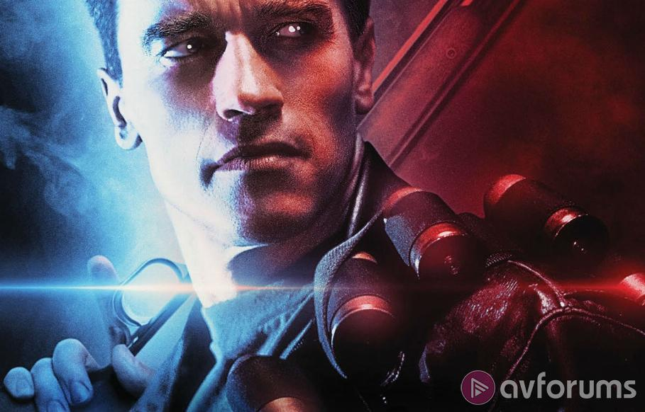Terminator 2: Judgment Day Ultra HD Blu-ray Review