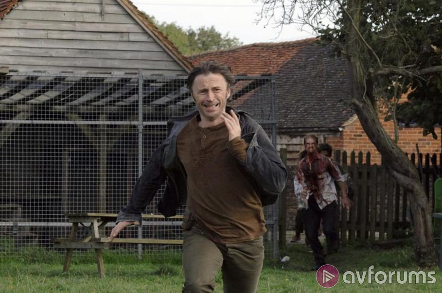 28 Weeks Later Blu-ray Review