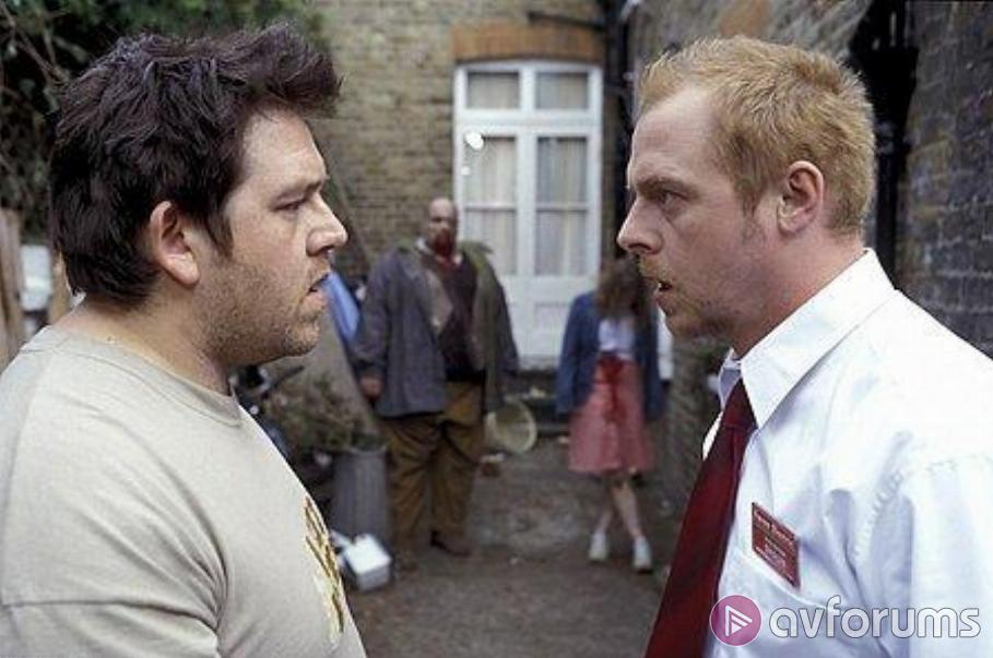 Shaun Of The Dead Blu-ray Review