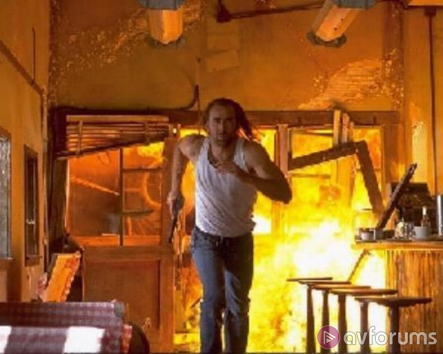 Con Air Blu-ray Review