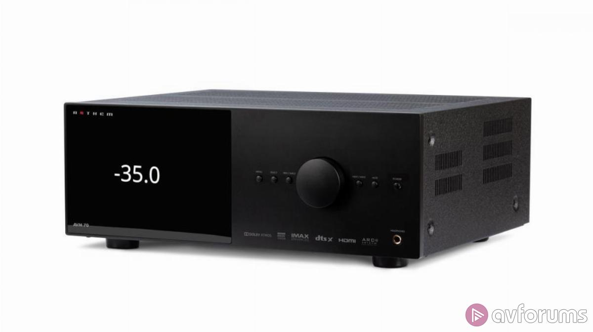 Anthem launches latest AV receivers, processors and amplifiers