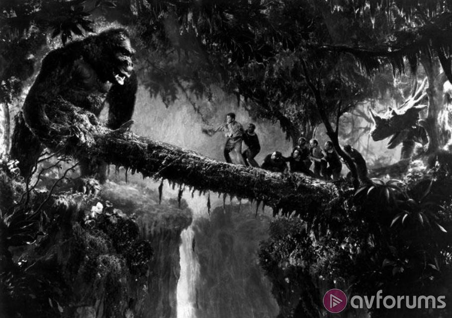 King Kong Blu-ray Review